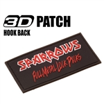 patch full metal 3d red