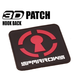 Sparrows large 3D patch