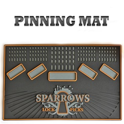 Sparrows Pinning Mat